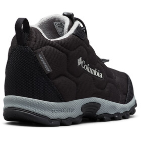 Columbia Firecamp 2 WP Mid-Cut Schuhe Kinder black/monument